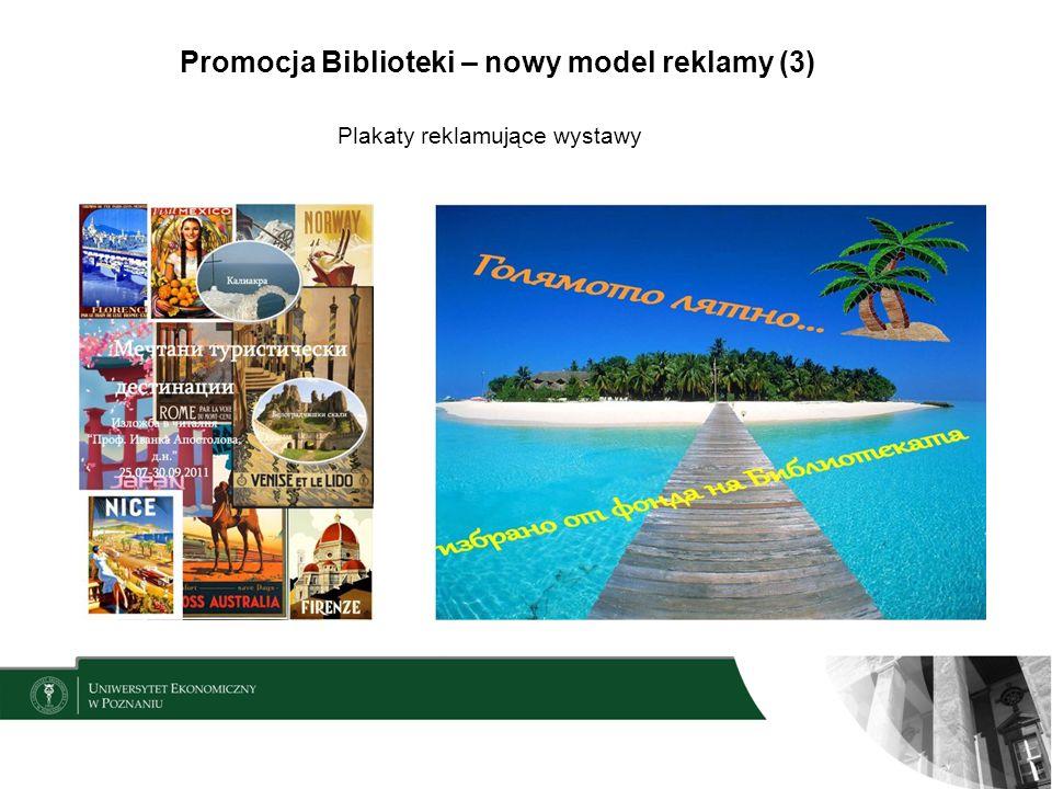 Promocja Biblioteki – nowy model reklamy (3)