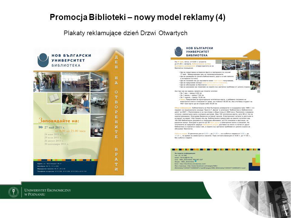 Promocja Biblioteki – nowy model reklamy (4)