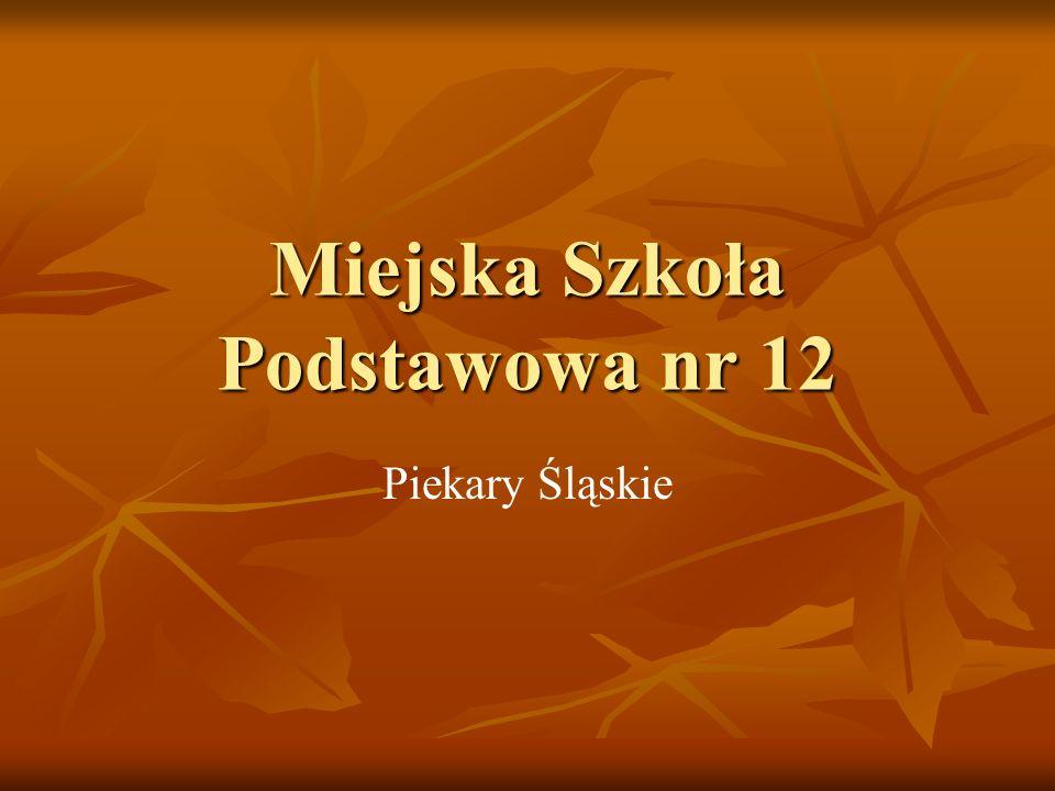 Miejska Szkoła Podstawowa nr 12