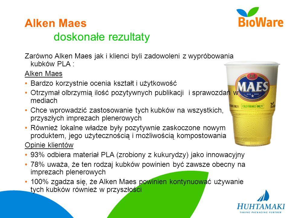 Alken Maes doskonałe rezultaty