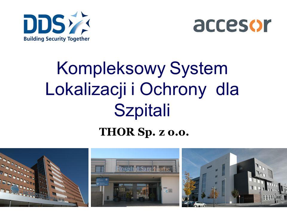Kompleksowy System Lokalizacji i Ochrony dla Szpitali