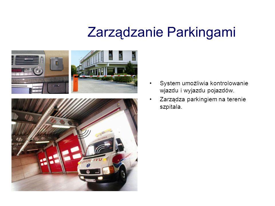 Zarządzanie Parkingami
