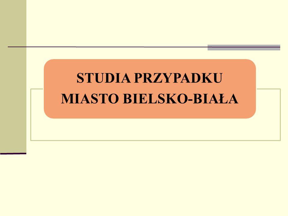 STUDIA PRZYPADKU MIASTO BIELSKO-BIAŁA