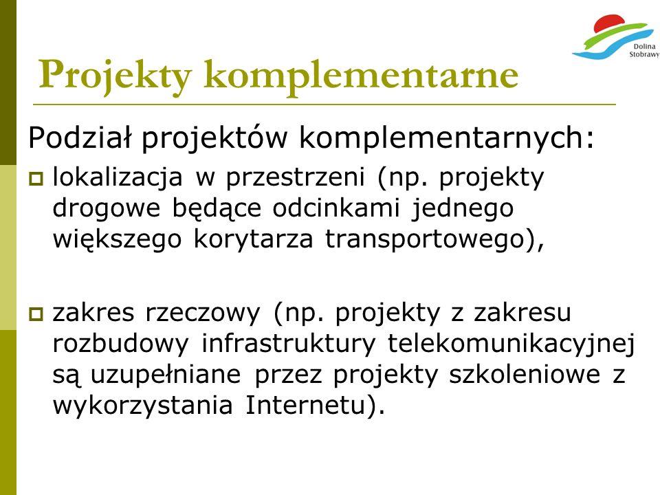 Projekty komplementarne