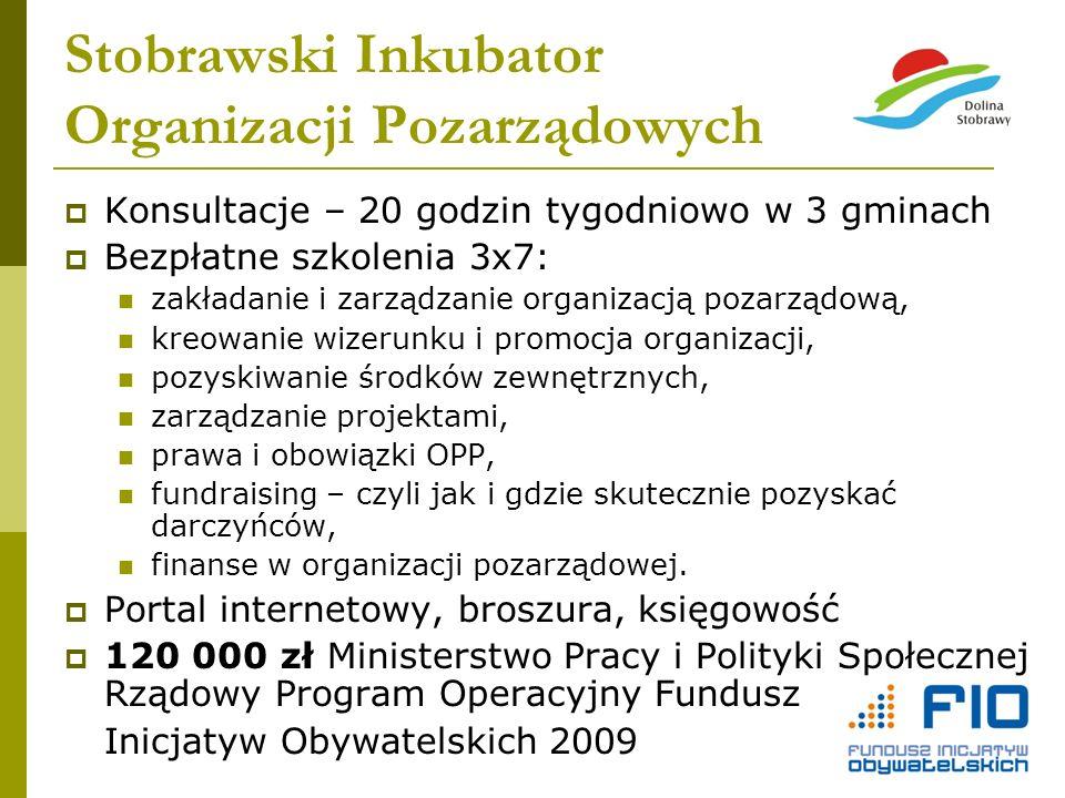 Stobrawski Inkubator Organizacji Pozarządowych