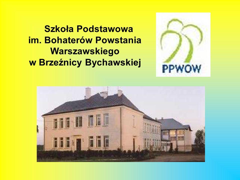 Szkoła Podstawowa im. Bohaterów Powstania Warszawskiego w Brzeźnicy Bychawskiej