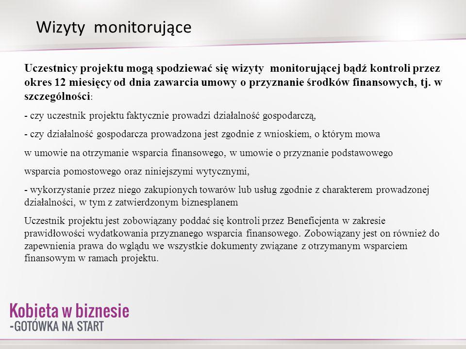 Wizyty monitorujące