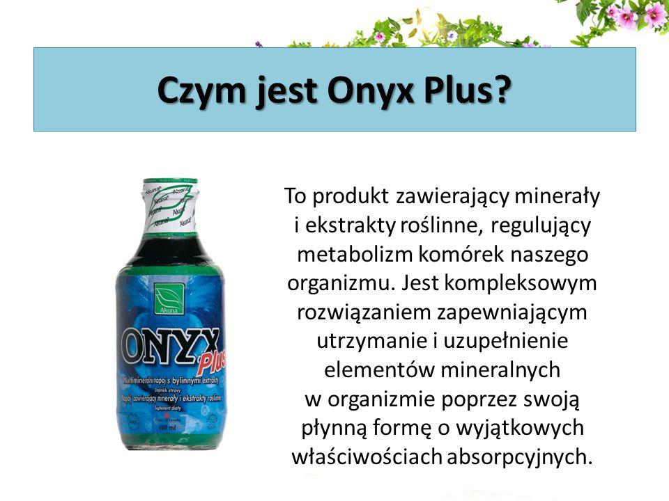 Czym jest Onyx Plus