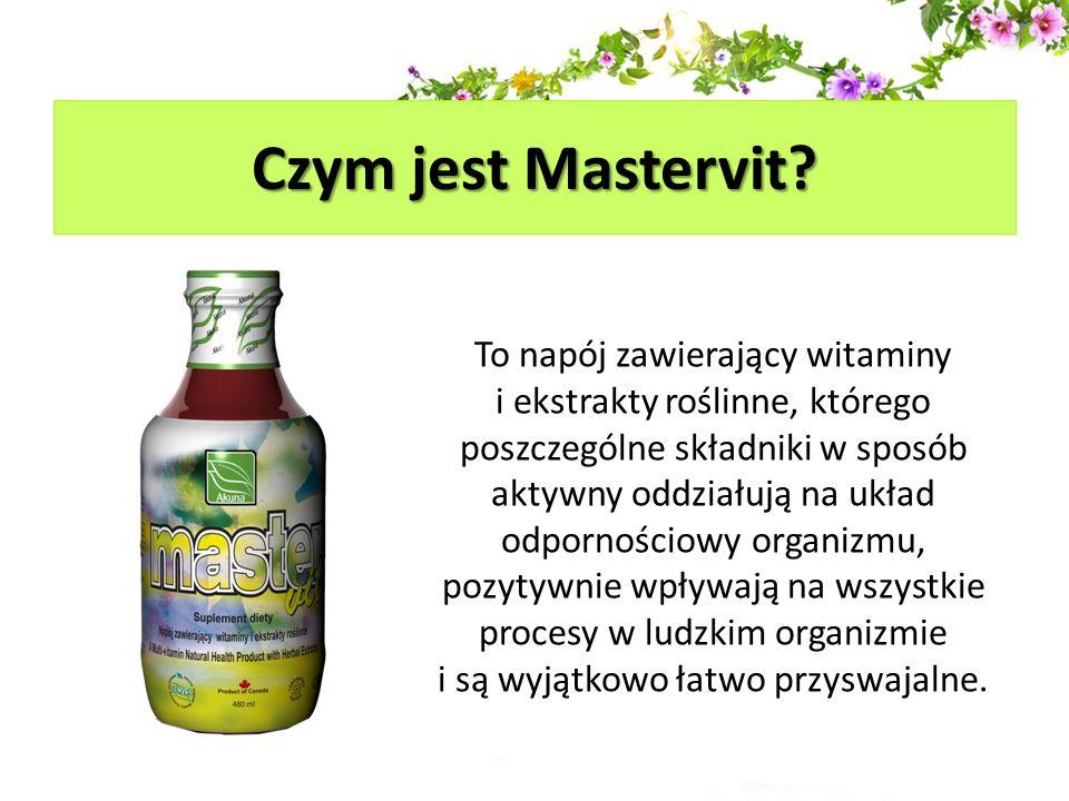 Czym jest Mastervit