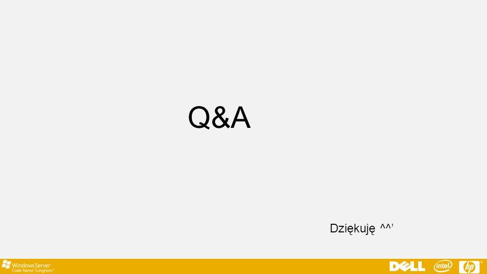 Q&A Dziękuję ^^'