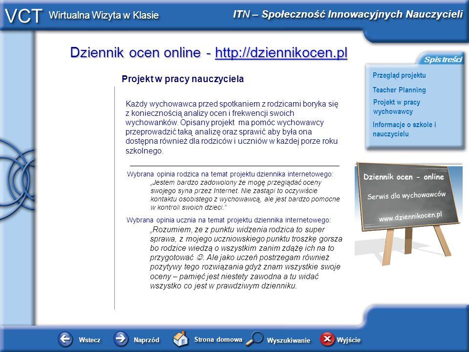 Projekt w pracy nauczyciela