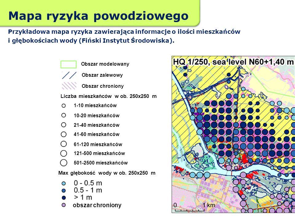 Mapa ryzyka powodziowego