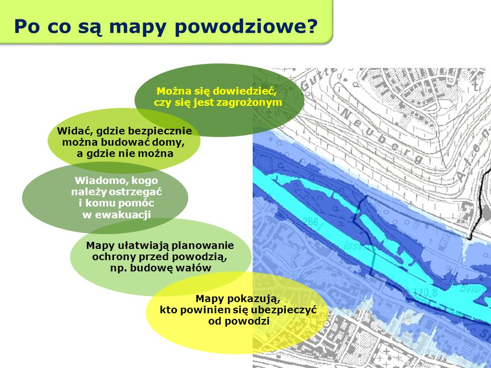 Po co są mapy powodziowe