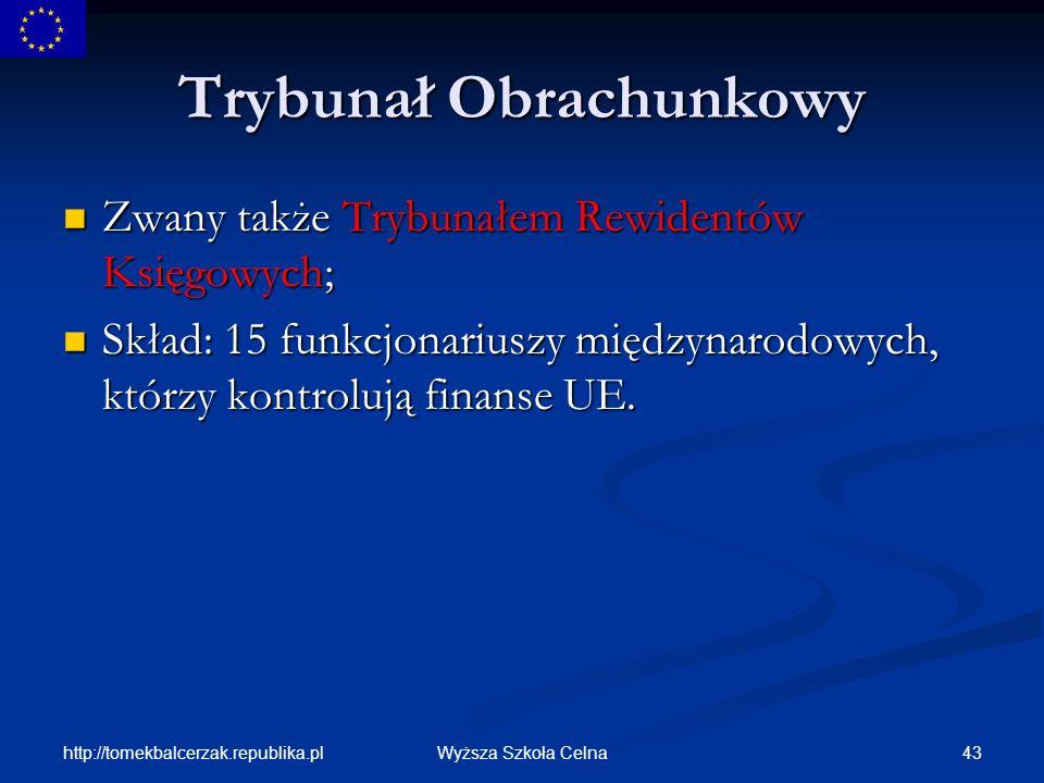 Trybunał Obrachunkowy
