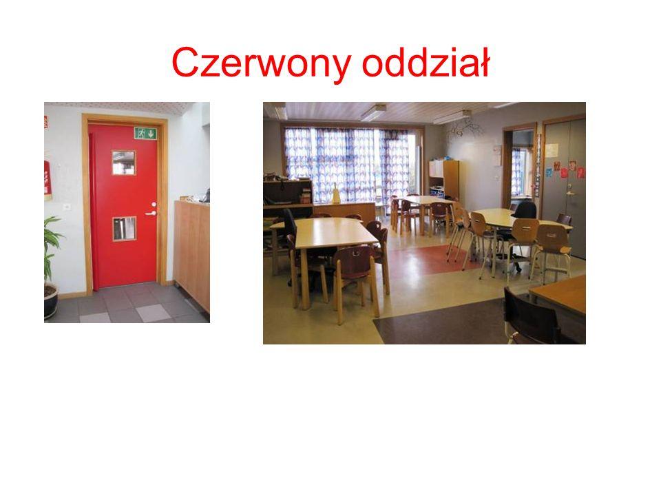 Czerwony oddział