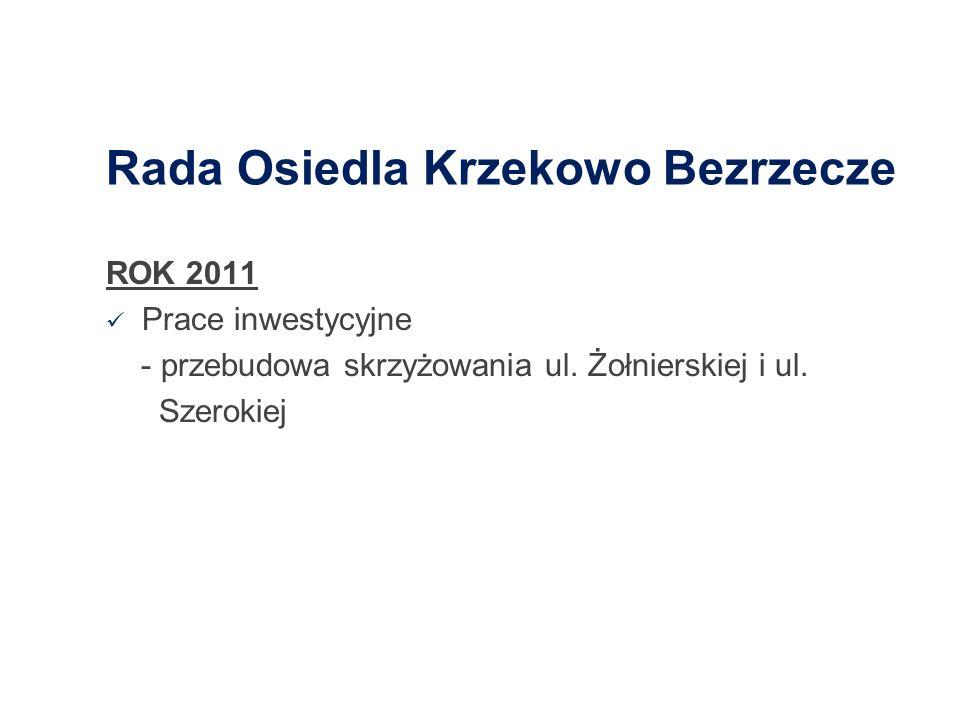 Rada Osiedla Krzekowo Bezrzecze