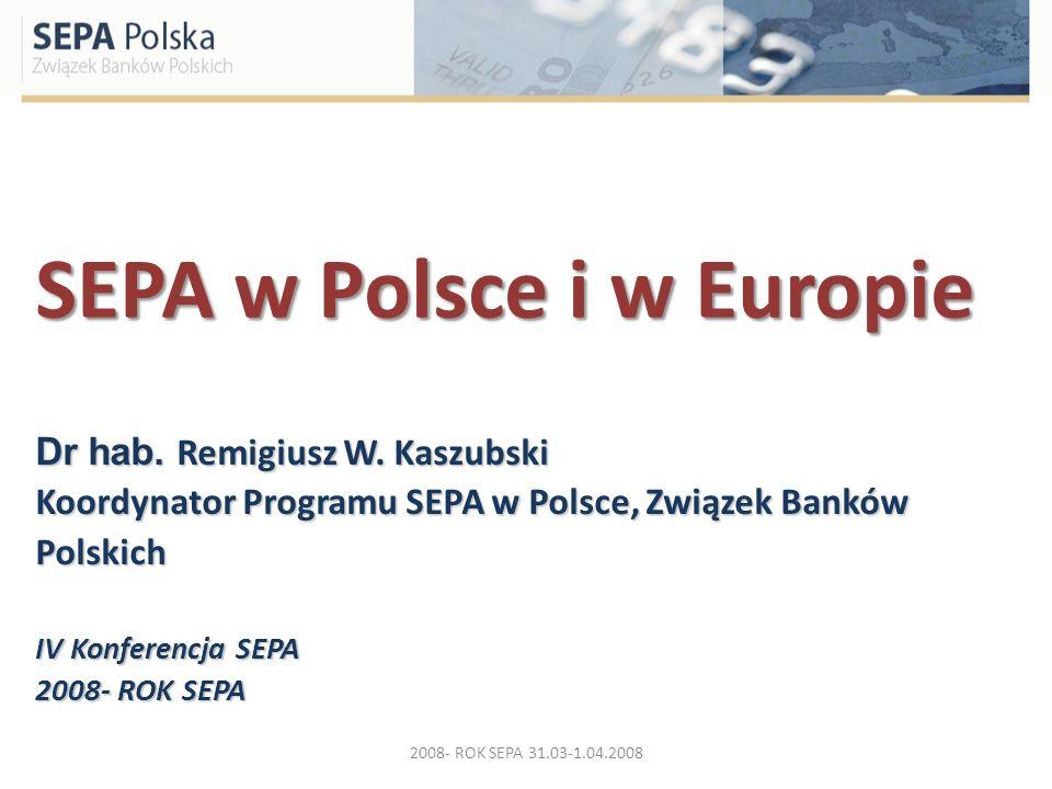 SEPA w Polsce i w Europie