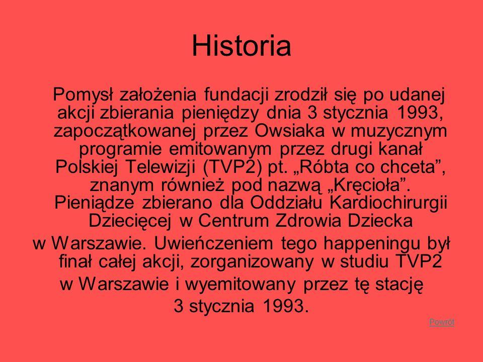 w Warszawie i wyemitowany przez tę stację