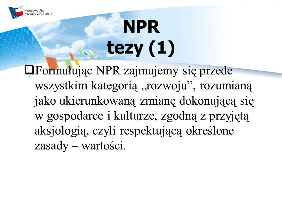 NPR tezy (1)