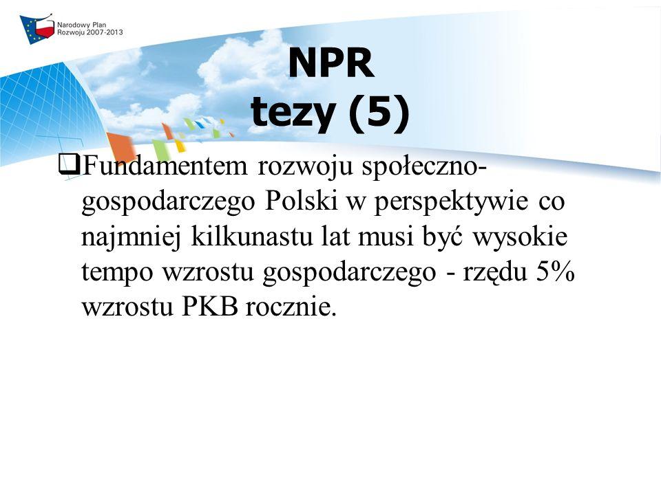 NPR tezy (5)