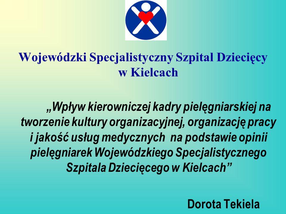 Wojewódzki Specjalistyczny Szpital Dziecięcy w Kielcach
