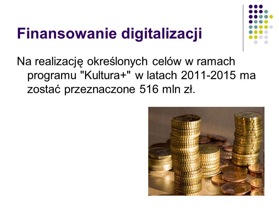 Finansowanie digitalizacji