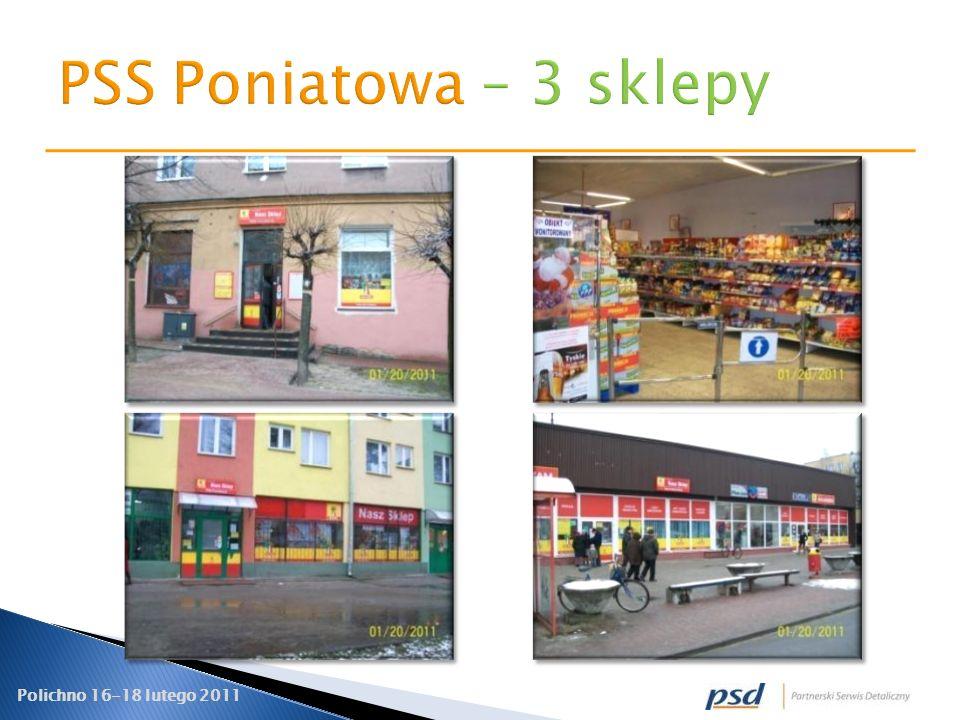 PSS Poniatowa – 3 sklepy 19