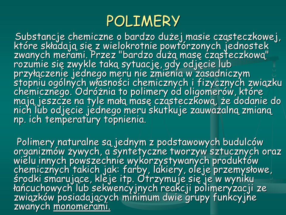 POLIMERY