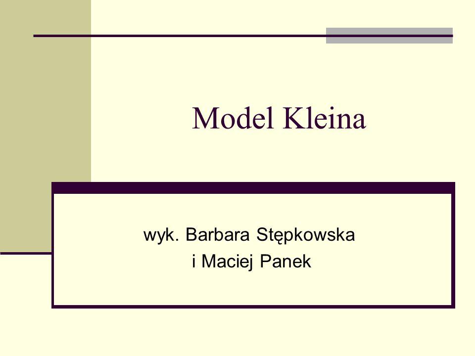 wyk. Barbara Stępkowska i Maciej Panek