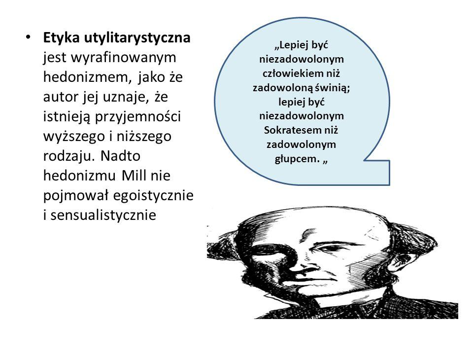 """niezadowolonym Sokratesem niż zadowolonym głupcem. """""""