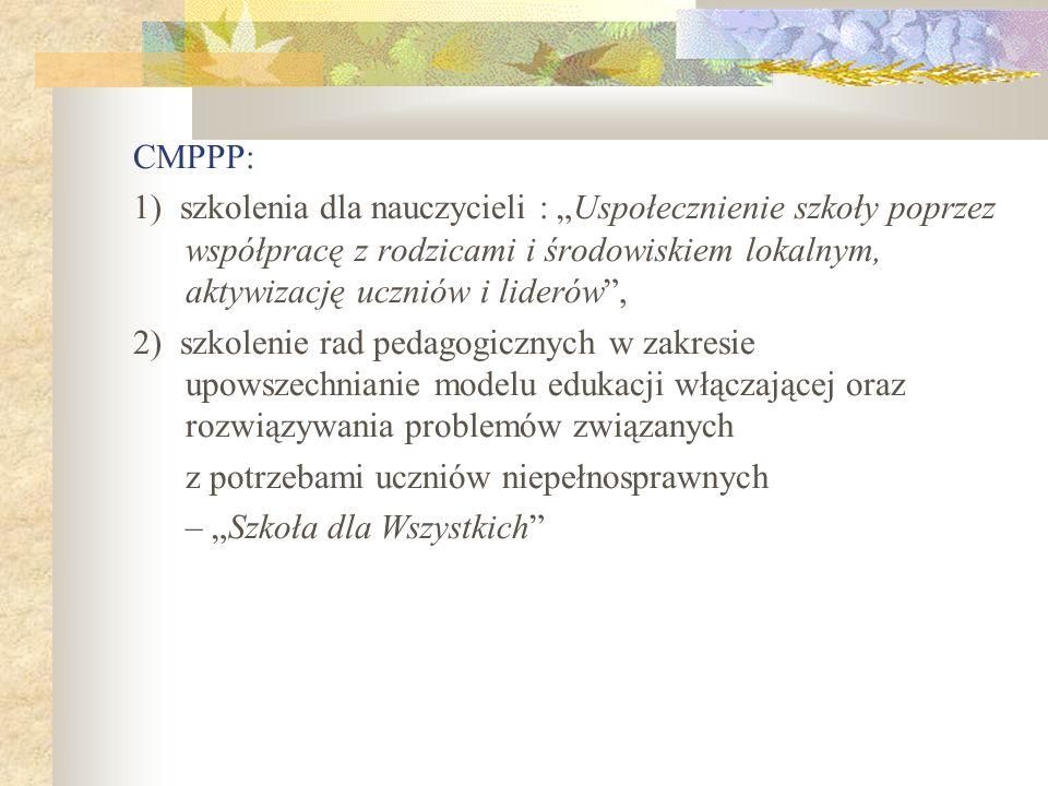 CMPPP: