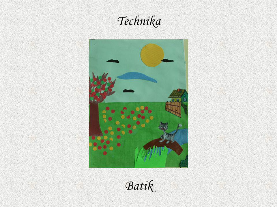 Technika Batik