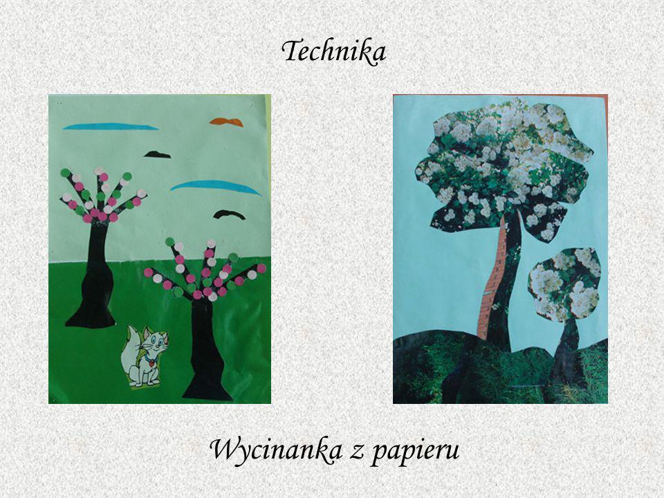 Technika Wycinanka z papieru