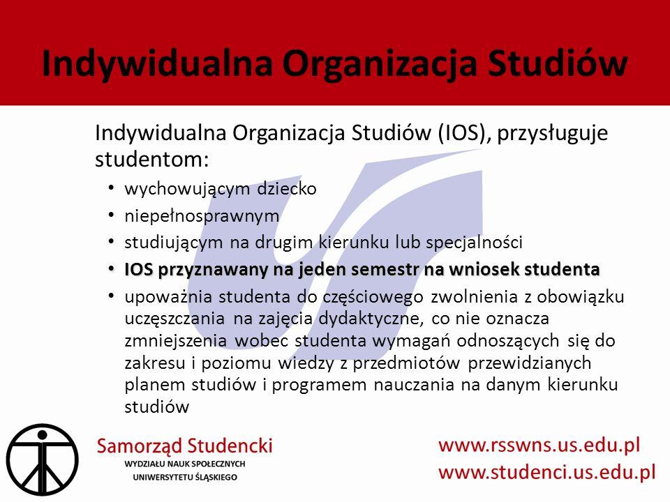 Indywidualna Organizacja Studiów