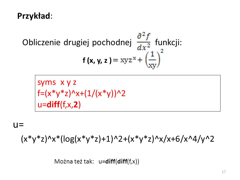 (x*y*z)^x*(log(x*y*z)+1)^2+(x*y*z)^x/x+6/x^4/y^2