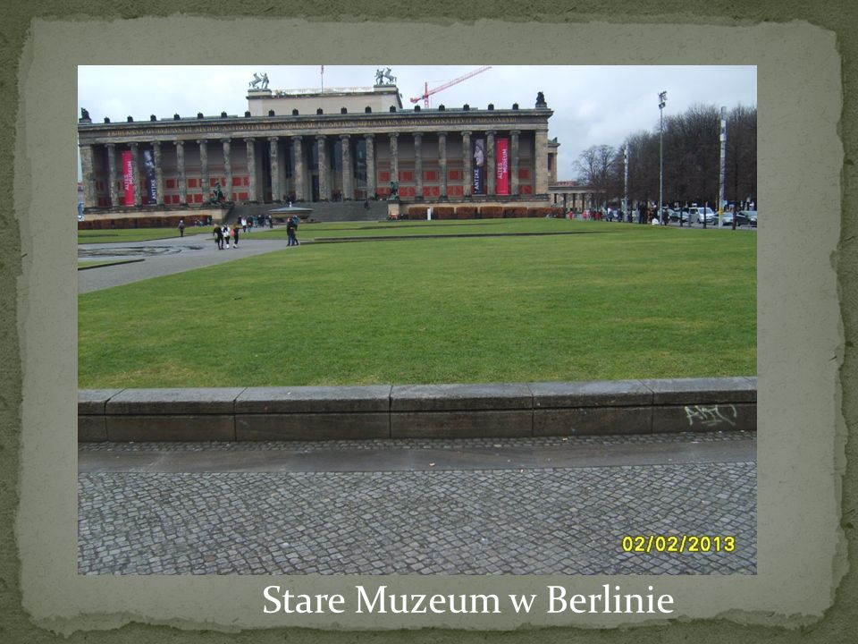 Stare Muzeum w Berlinie