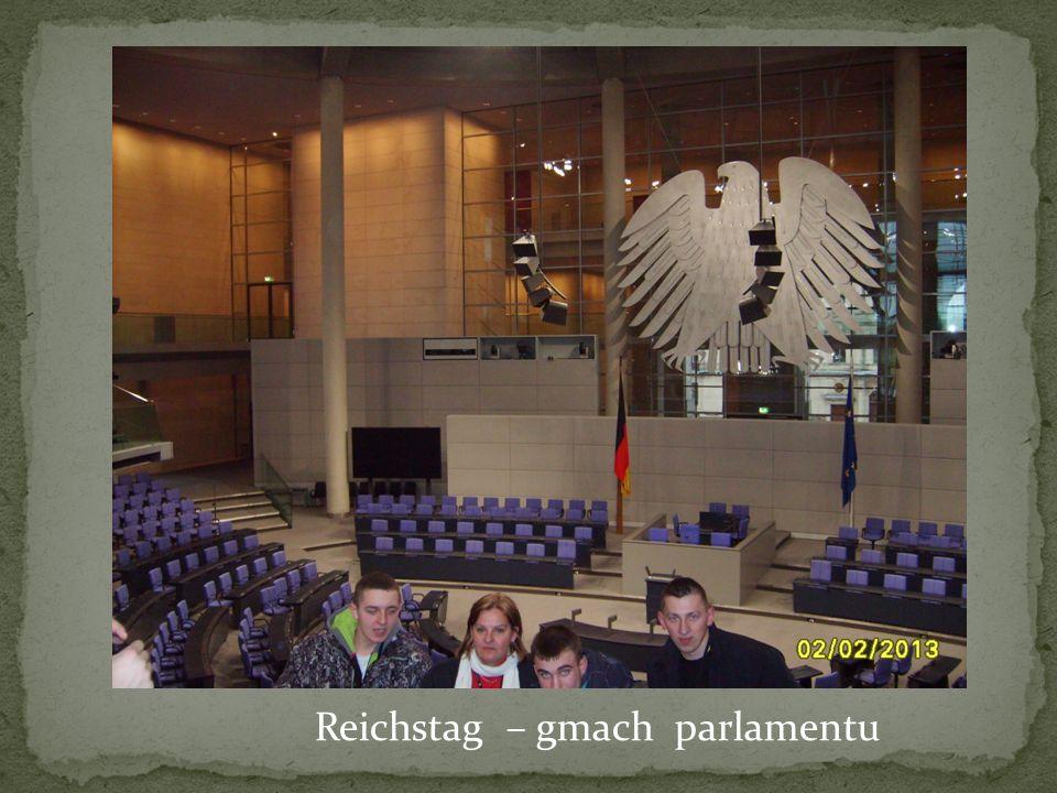 Reichstag – gmach parlamentu