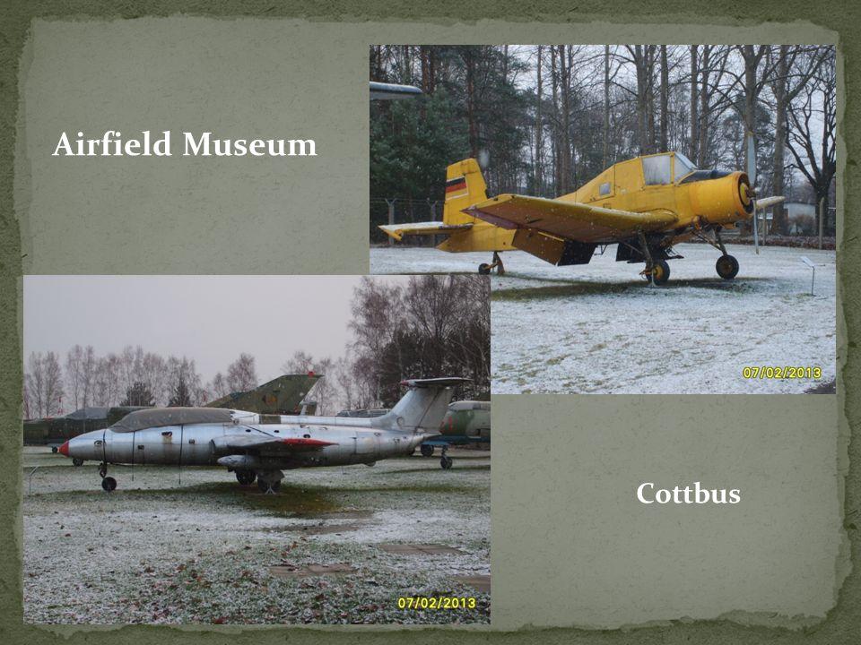 Airfield Museum Cottbus