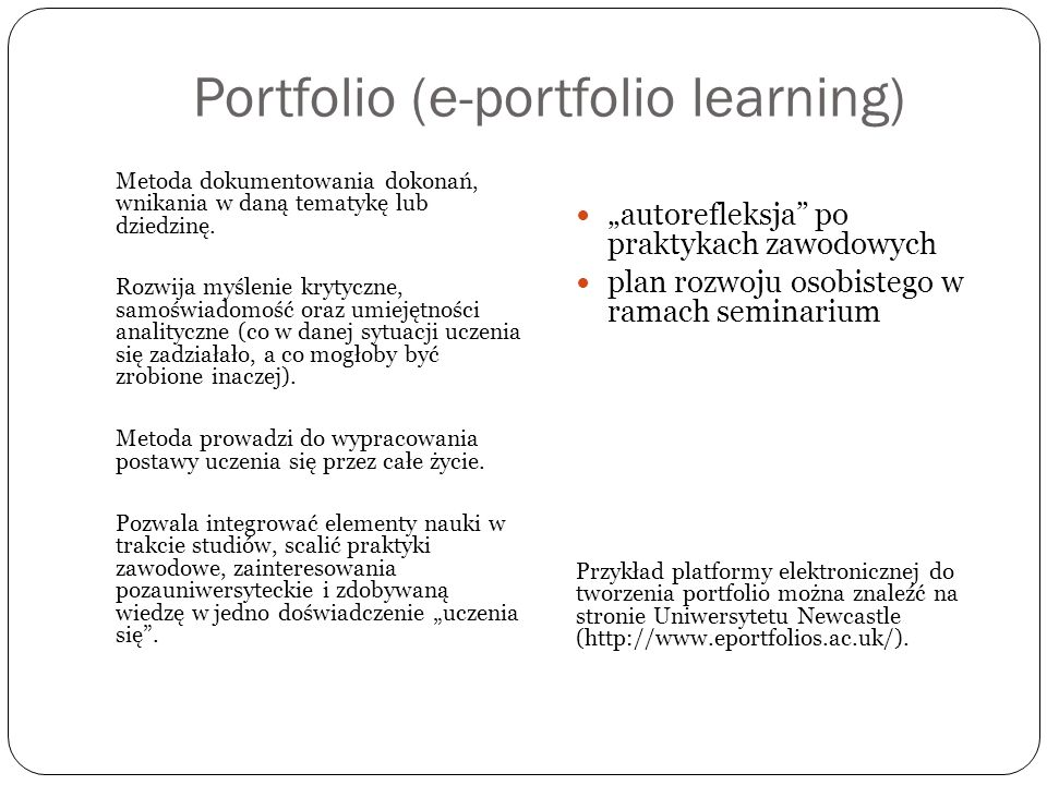 Portfolio (e-portfolio learning)