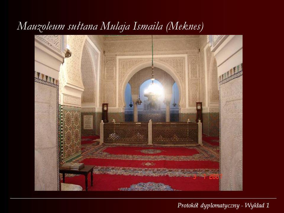 Mauzoleum sułtana Mulaja Ismaila (Meknes)