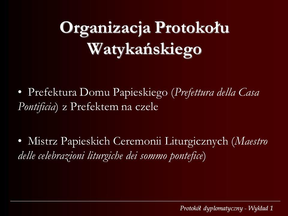 Organizacja Protokołu Watykańskiego