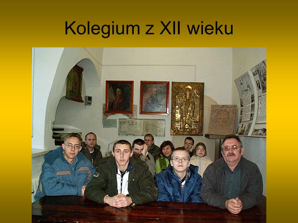 Kolegium z XII wieku