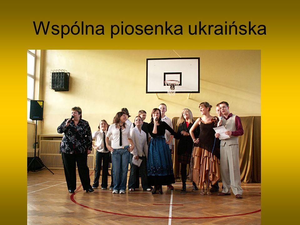 Wspólna piosenka ukraińska