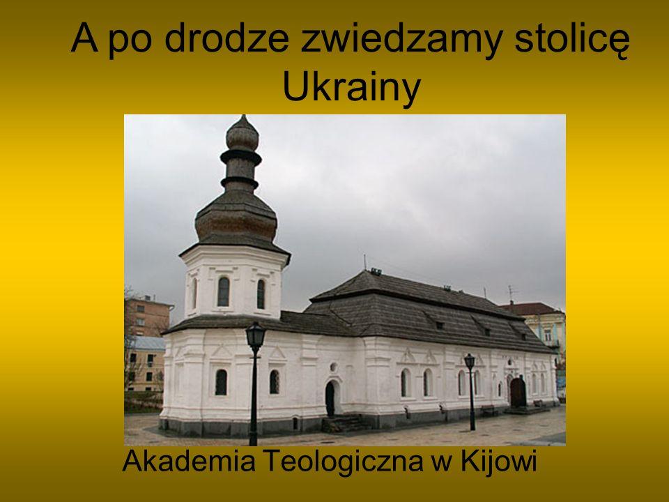 Akademia Teologiczna w Kijowi