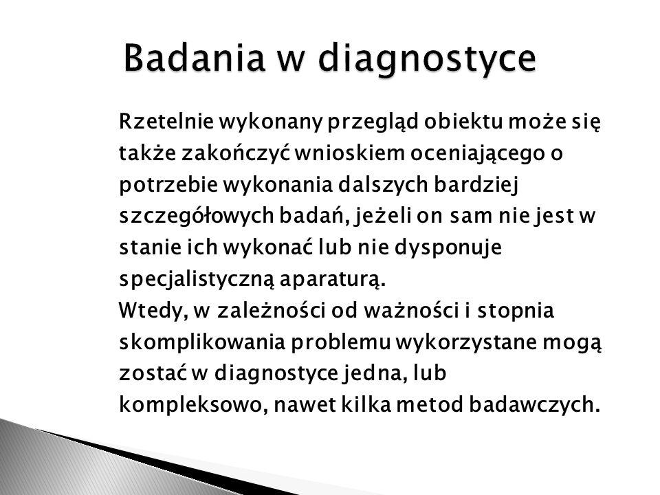 Badania w diagnostyce