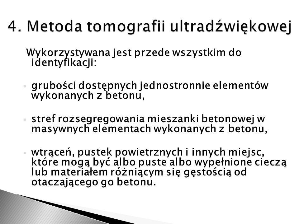 4. Metoda tomografii ultradźwiękowej