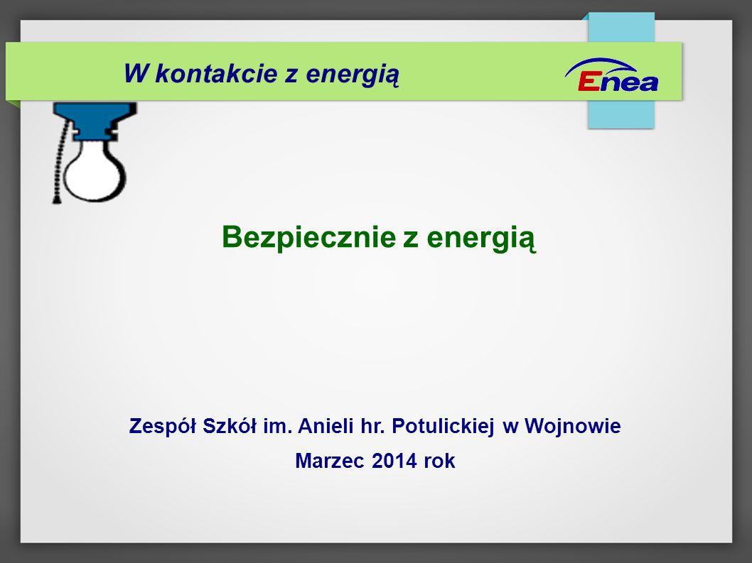 Zespół Szkół im. Anieli hr. Potulickiej w Wojnowie