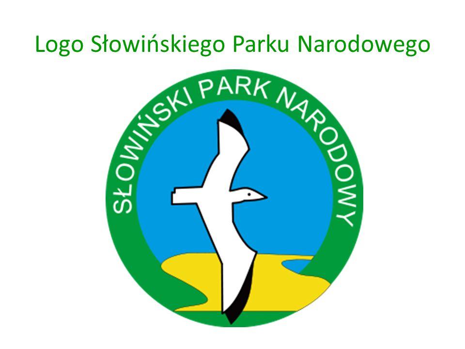 Logo Słowińskiego Parku Narodowego