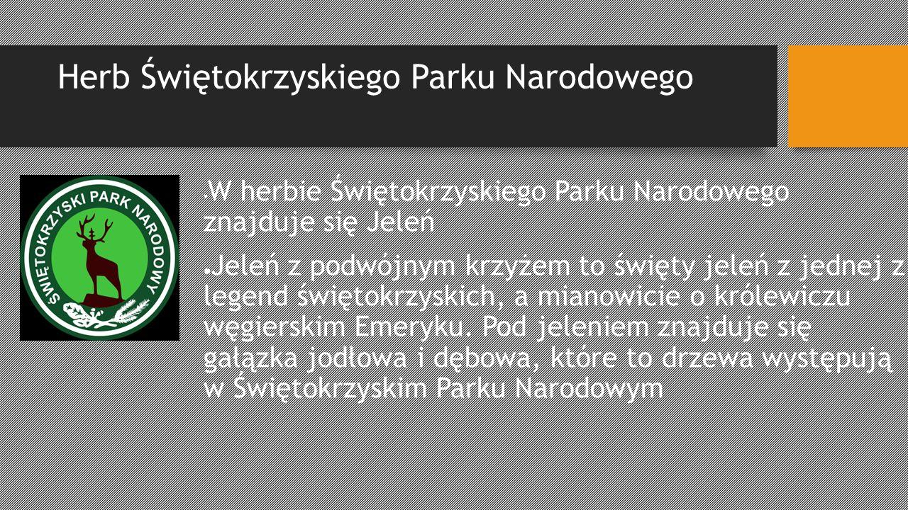 Herb Świętokrzyskiego Parku Narodowego