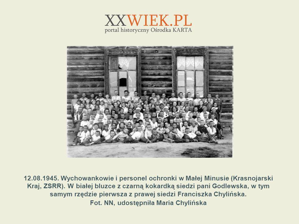 Fot. NN, udostępniła Maria Chylińska
